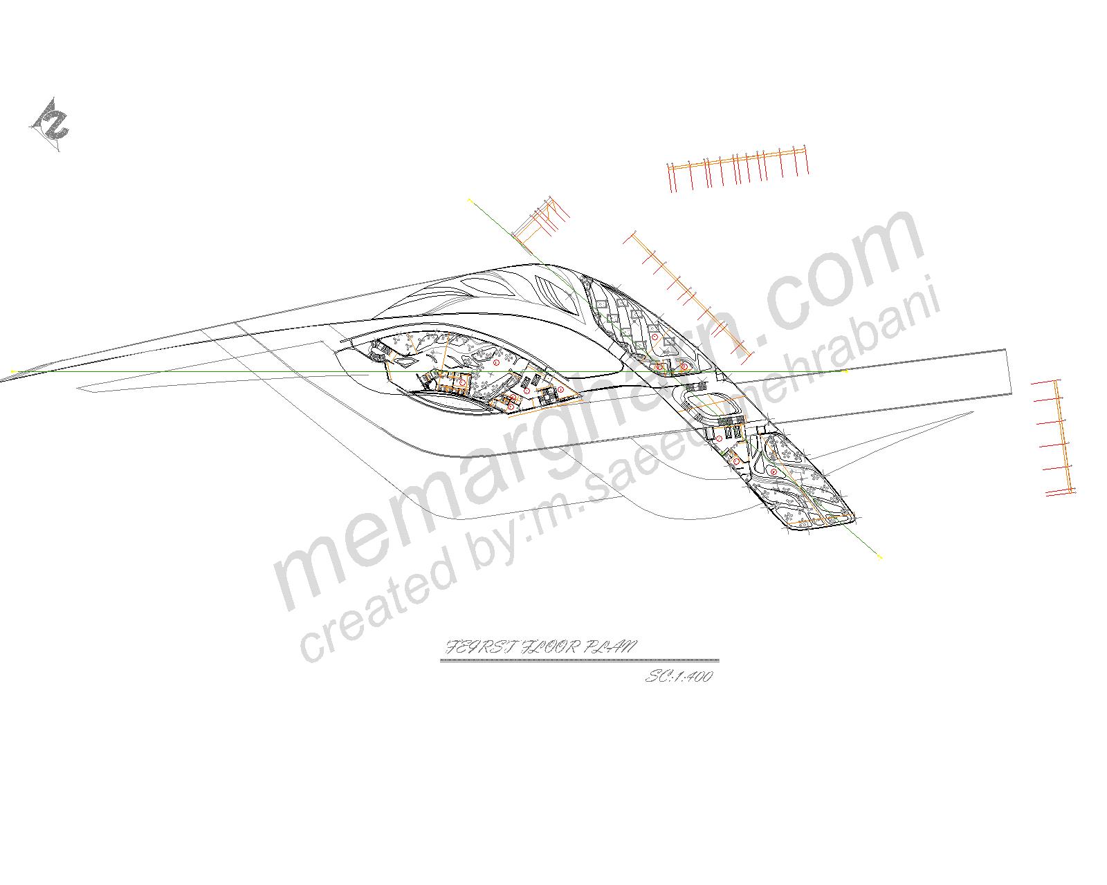 اسکله دریایی و پلاژ
