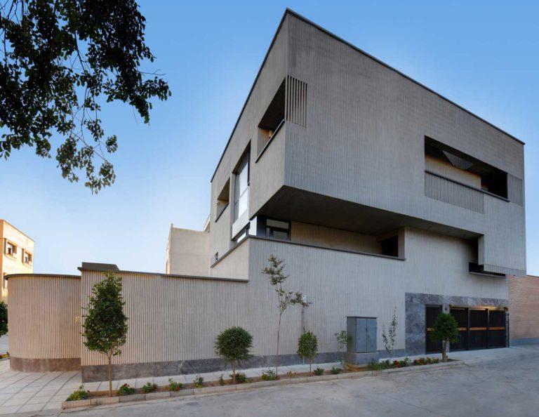 تصویر اجرا شده خانه سکوت در اصفهان
