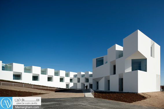 پروژه معماری خانه سالمندان