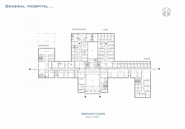 استانداردهای فضای فیزیکی بیمارستان