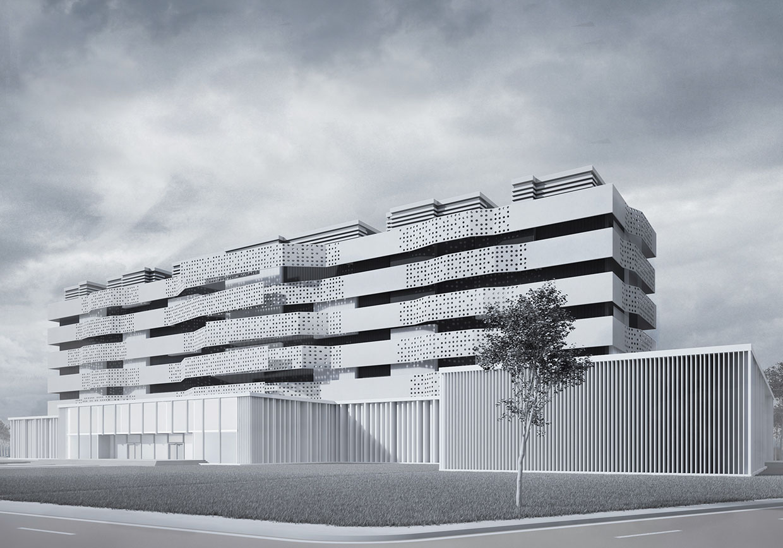 کانسپت هایی جهت طراحی بیمارستان