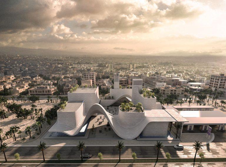 دانلود پروژه طرح 3 معماری موزه