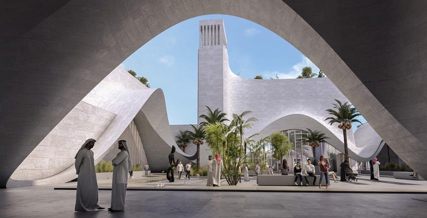 ابعاد و استانداردهای طراحی موزه