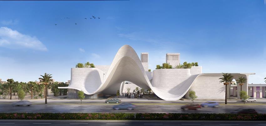 پروژه موزه هنر