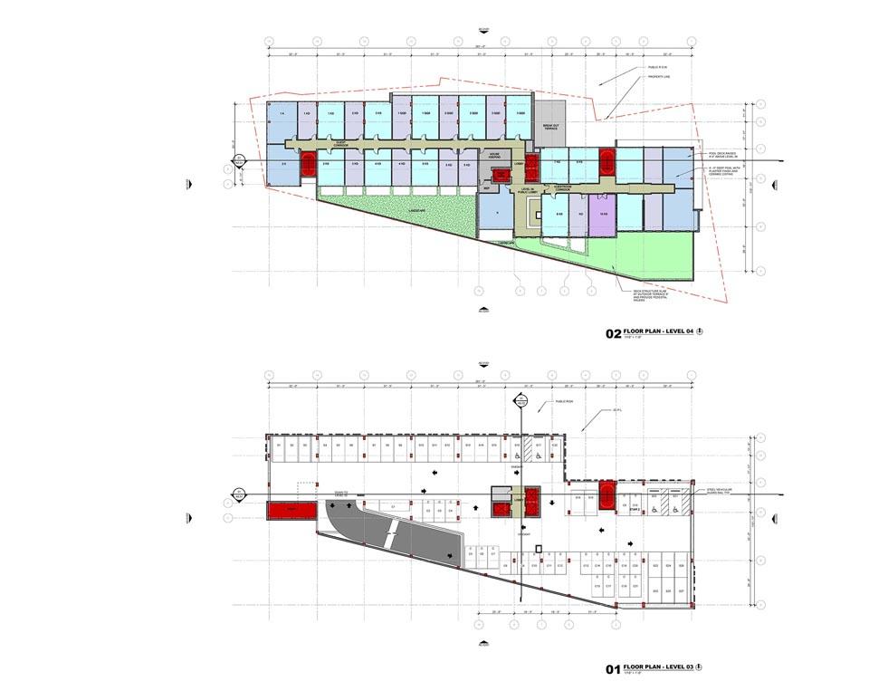 طراحی پلان اقامتگاه بوم گردی