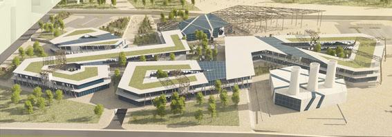 طراحی موزه انرژی