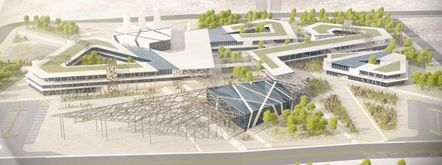 معماری موزه تماشاگه زمان