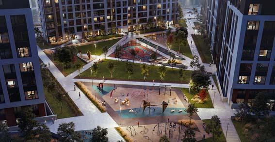 پروژه کامل معماری مسکونی