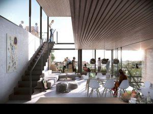 کرکسیون طرح معماری ویلا مناسب برای پروژه دانشجویی