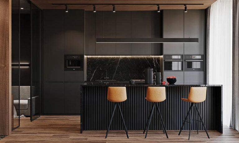 انواع طراحی آشپزخانه