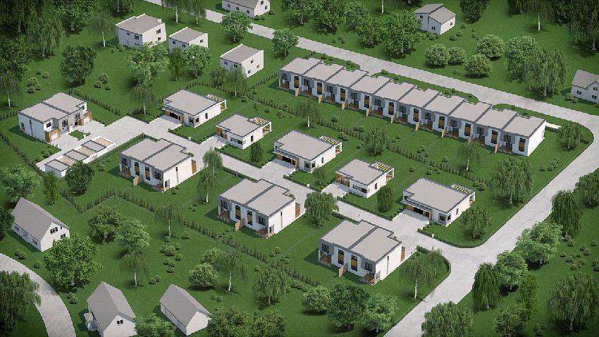 طراحی مرکز محله با رویکرد فاصله گذاری اجتماعی در مقابل بیماری های فراگیر