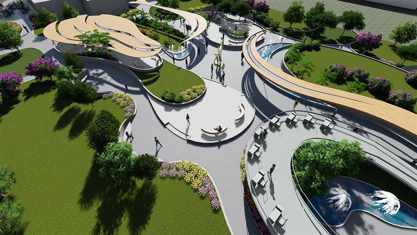 طراحی پارک اکولوژیک