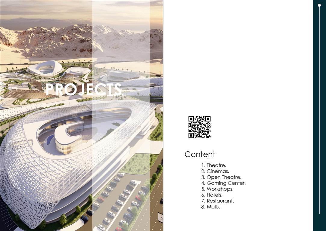 انتخاب موضوع طرح نهایی معماری با موضوع طراحی معماری شهر هوشمند