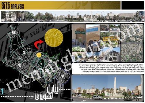 تحلیل فضای شهری