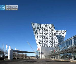 هتل آسمان دانمارک