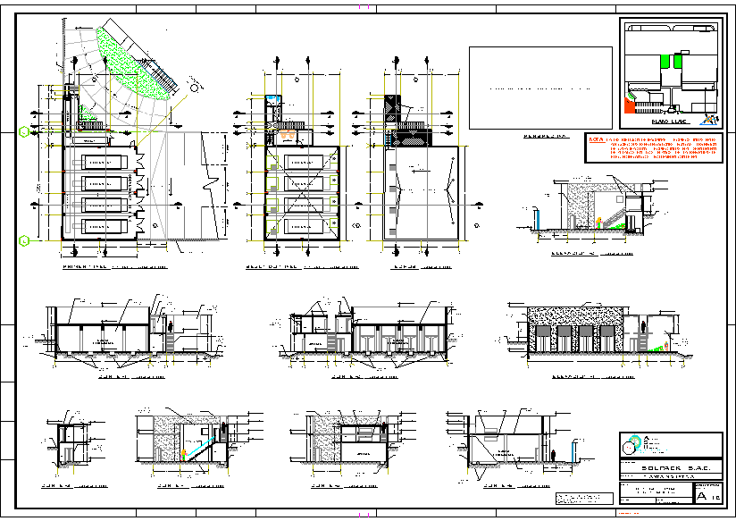 عناصر و جزییات کارخانه