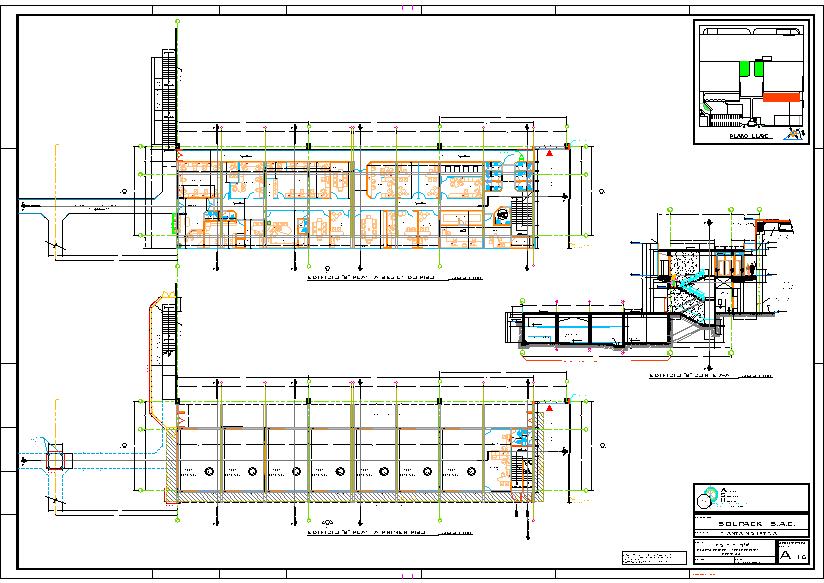 نقشه های فاز دو کارخانه