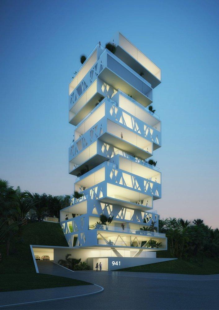 برنامه فیزیکی مجتمع مسکونی ابعاد و اندازه ها