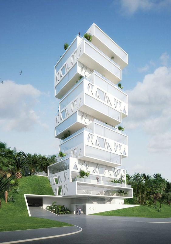 برنامه فیزیکی مجتمع مسکونی به همراه استانداردها