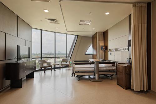بررسی استانداردها و برنامه فیزیکی بیمارستان
