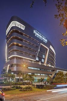 بررسی نمونه موردی و استاندارد بیمارستان