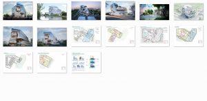محتویات پروژه طراحی مجتمع مسکونی با رویکرد استفاده از بام سبز در معماری