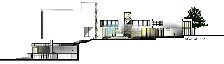 برنامه فیزیکی طراحی سفارتخانه