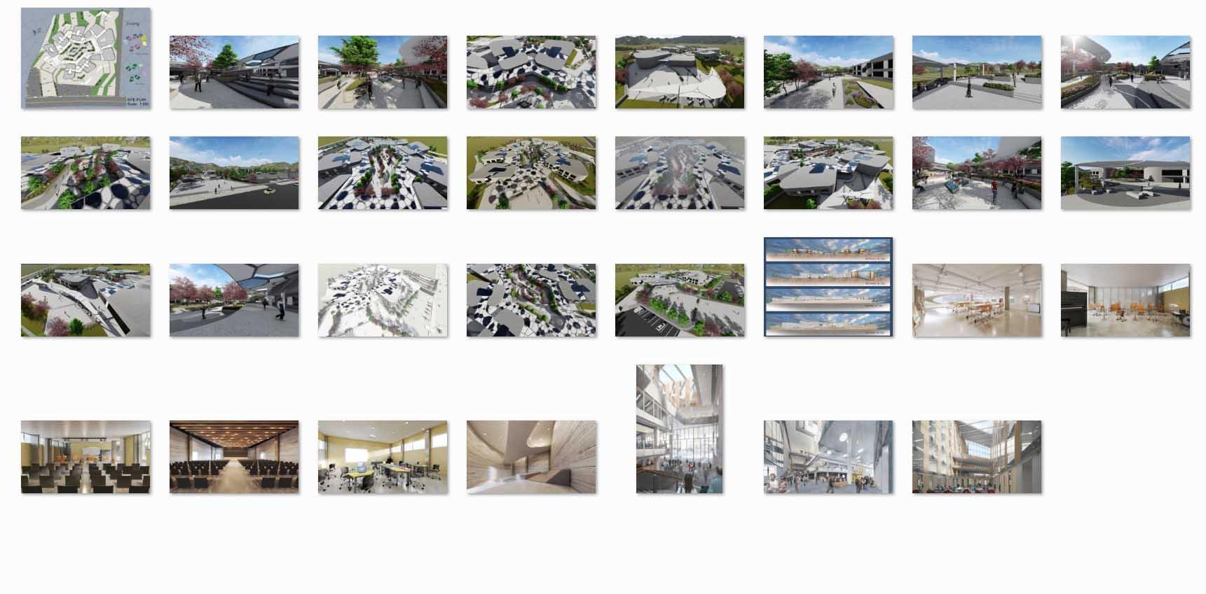 طراحی معماری بنیاد نخبگان و استعداد های درخشان با رویکرد انعطاف پذیری فضایی در آموزش پایدار