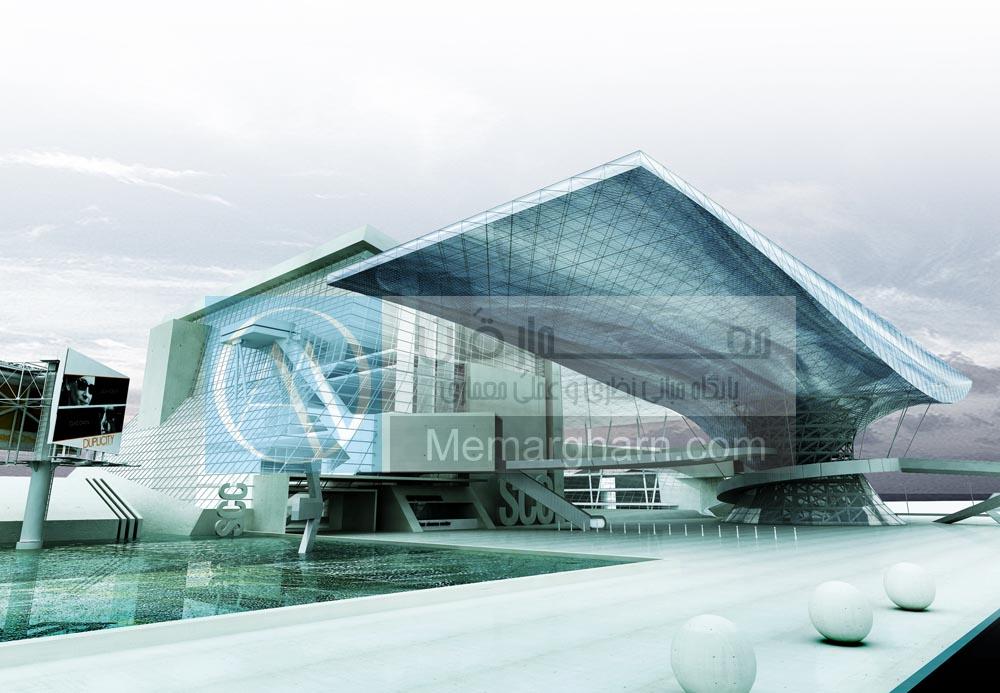 پروژه ی سینما معماری