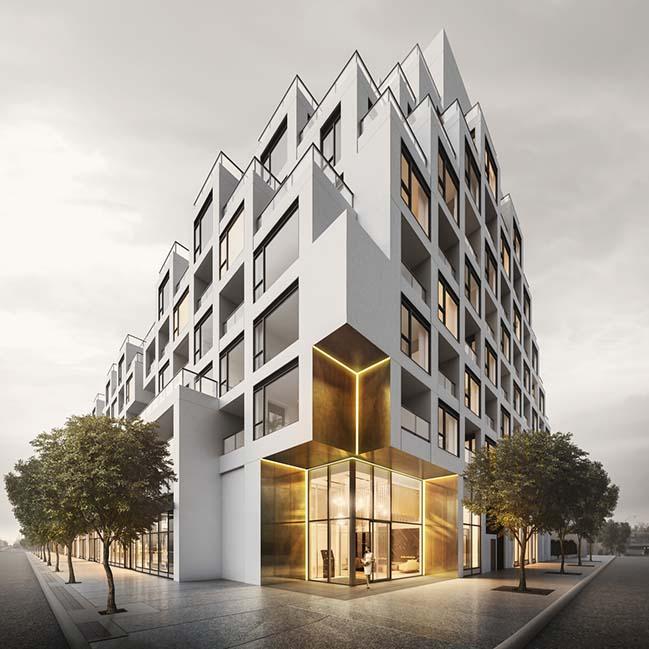 طراحی مجتمع های مسکونی
