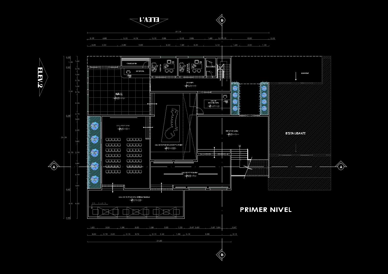 طرح معماری اقامتگاه بوم گردی