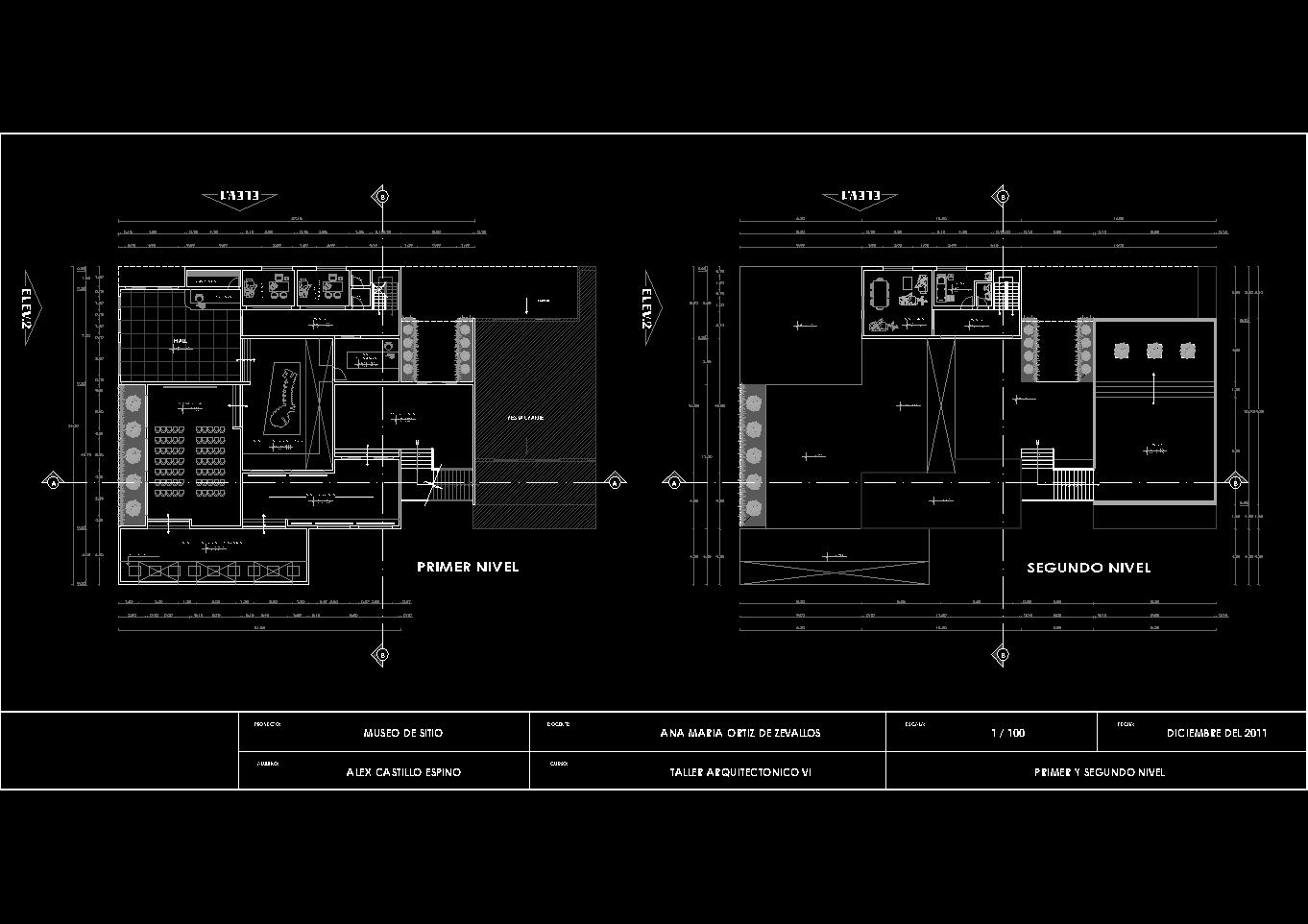 نقشه معماری اقامتگاه بوم گردی با رویکرد احیای سنتها