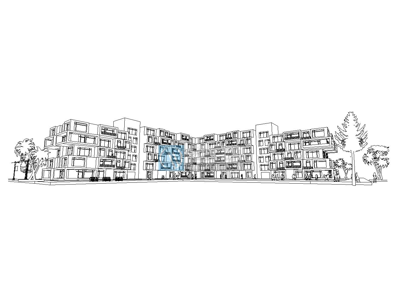 پروژه مسکونی ویلایی معماری