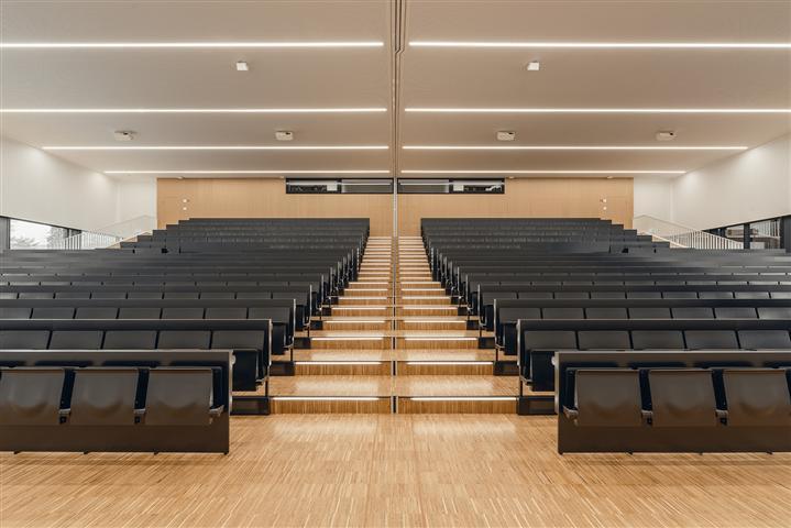 معماری داخلی مرکز تحقیقات