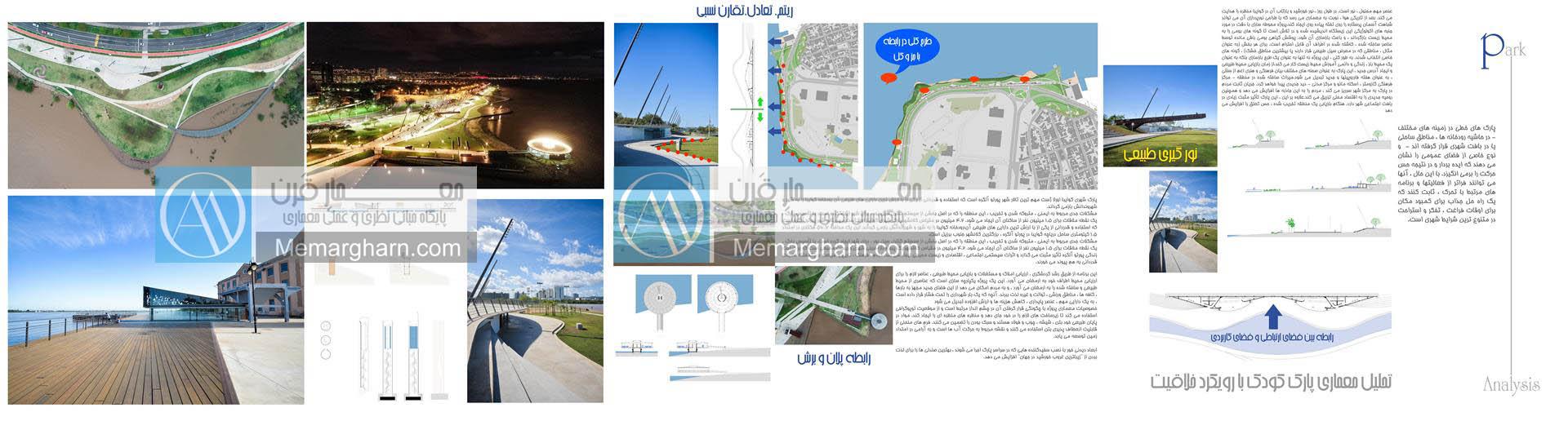 طراحی لنداسکیپ و منظر شهری