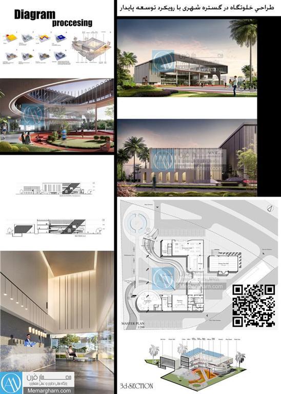 طراحی فضای باز در خلوتگاه شهری با رویکرد هویت بخشی به فضای گمشده