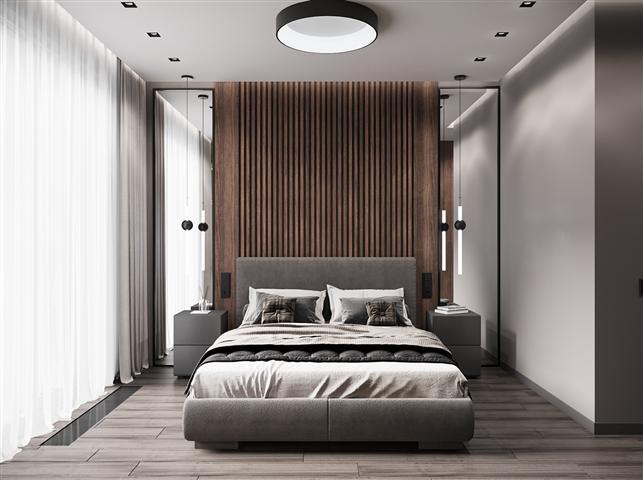 معماری داخلی اقامتگاه