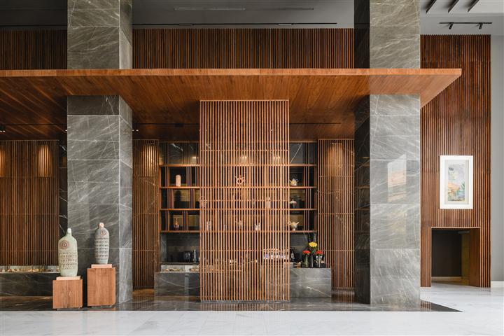 طراحی معماری اقامتگاه گردشگری