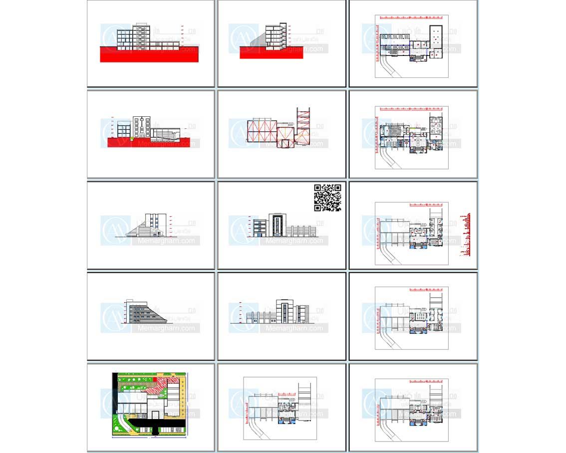 دانلود پروژه اقامتگاه بین شهری