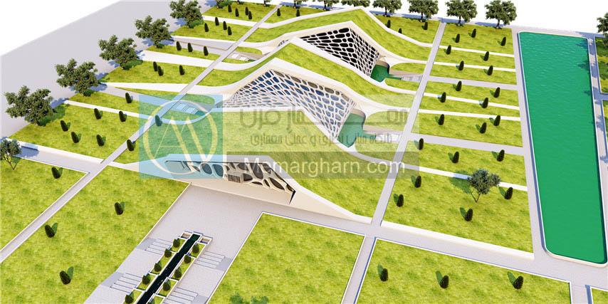 پایان نامه معماری با موضوع باغ موزه